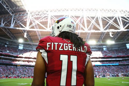 Texting with Fitz: Things you need to know about Larry Fitzgerald's future with Cardinals
