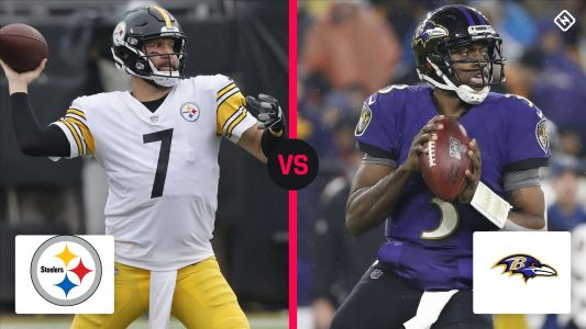 Steelers vs. Ravens odds, prediction, betting trends for NFL's Wednesday game