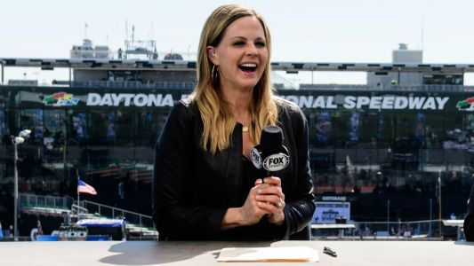 All in with Shannon Spake: Fox Sports' broadcasting polymath is always on the move - literally