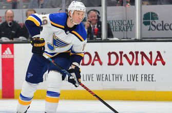 Bouwmeester feels 'pretty good' but is out for rest of season and playoffs