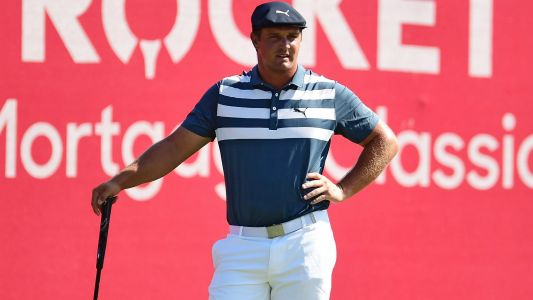 Bryson DeChambeau claims sixth PGA Tour crown with Rocket Mortgage Classic triumph