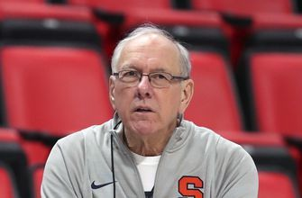 The Latest: Syracuse coach 'heartbroken' over fatal accident