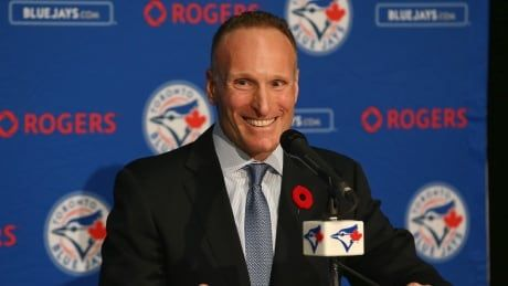 Jays sign president, CEO Mark Shapiro to 5-year contract extension