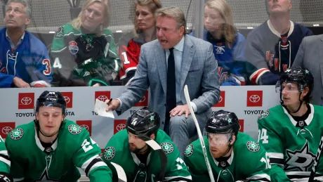 Coming off Cup run, Stars hand coach Rick Bowness 2-year contract