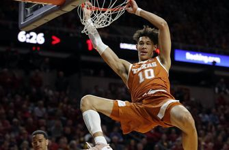 Texas' Jaxson Hayes headlines list of big men in NBA draft