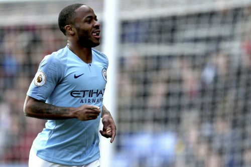 Sterling double leads Man City to 3-1 win over Palace in EPL