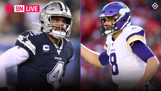 Sunday Night wrap-up: Vikings hold off Cowboys 28-24 in a thriller
