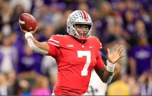 Dwayne Haskins and Michael Jordan earn All-American honors