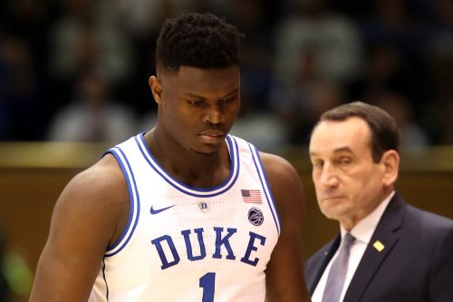 Zion Williamson isn't smoking gun that buries broken college hoops