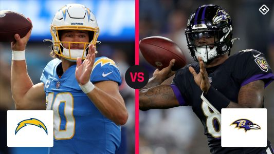 What channel is Chargers vs. Ravens on today? Time, TV schedule for NFL Week 6 game