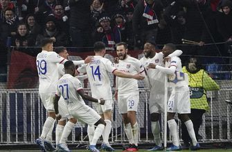 Tousart's goal gives Lyon 1-0 win over lethargic Juventus