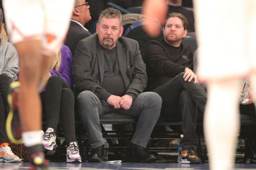 Opinion: Knicks owner James Dolan reaches new low by refusing to speak out on George Floyd