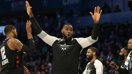 NBA All-Star winners and losers: LeBron James is king of captains; Anthony Davis confuses everyone
