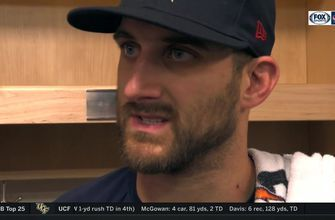 Nick Foligno stresses Blue Jackets' need for patience and smart play