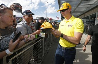 Phoenix NASCAR: Hamlin saves title bid with win, Logano eliminated
