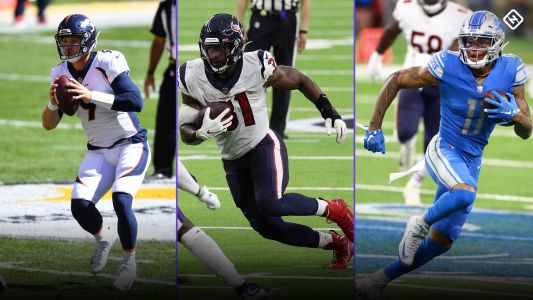 Week 3 Fantasy Football Flex Rankings for Superflex, 2-QB leagues