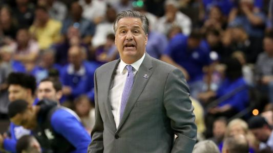 Kentucky's John Calipari says expanding NBA Draft would 'ruin college basketball'