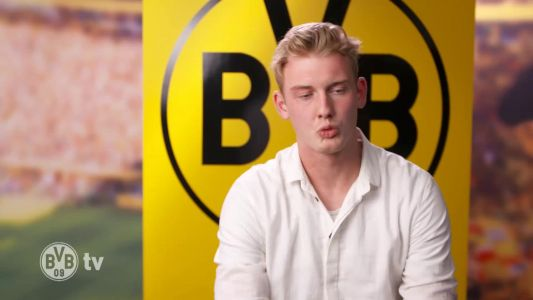 I want to develop at Dortmund - Julian Brandt