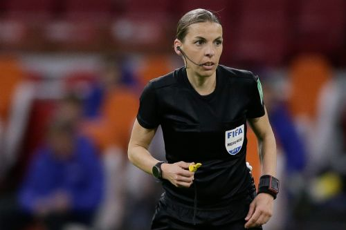 Stephanie Frappart set to become first female official at men's European Championship