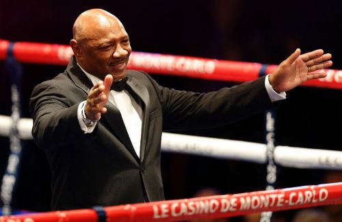 'No love scenes' for Hagler as boxing legend eyes more silver screen action