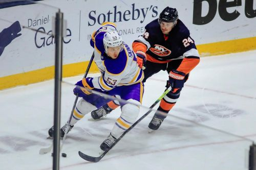 Barzal shines as Islanders beat Sabres for 4th straight win