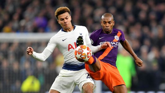 Alli facing late test on hand injury before Man City challenge