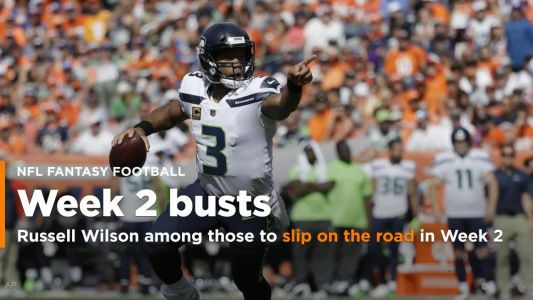 Week 2 Fantasy Football Busts