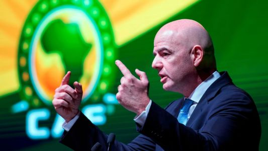 Infantino: African football will 'significantly improve' with FIFA help