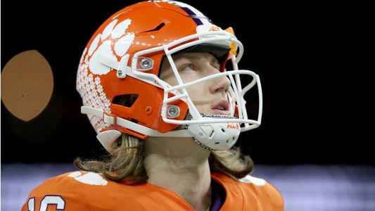 Clemson QB Trevor Lawrence tests positive for COVID-19, will miss at least one game