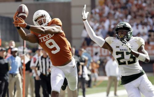 Breaking down 2019 Texas football: Receiver