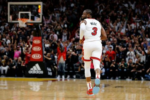 'That's What Great Players Do': Dwyane Wade Scores 30 in Last Home Game