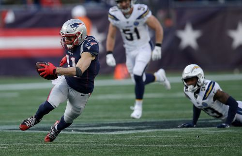 Patriots' Edelman still making most of his opportunities