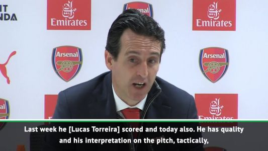 Arsenal 'nitrous oxide' video will not be a distraction - Unai Emery