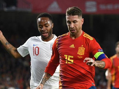 Ramos hits out at Sterling stamp accusations: Nothing else to say