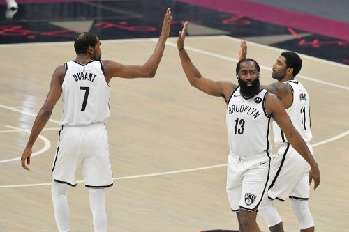 Sean Marks wants to keep Nets' Big 3 around