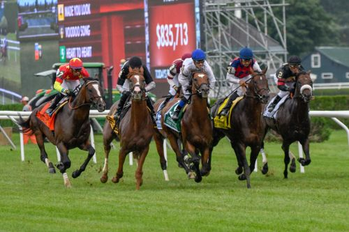 Heat waves forces Saratoga to cancel weekend horse racing