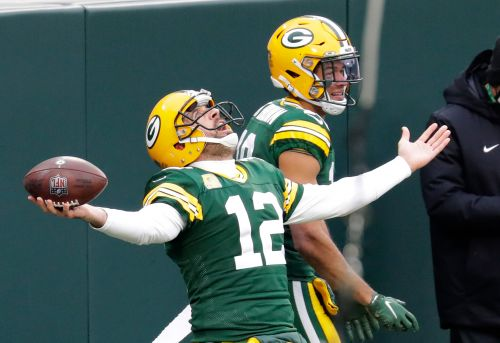 Opinion: Winter provides an opportunity for Aaron Rodgers, Packers to catch fire