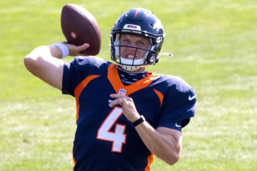 Brett Rypien will start for Broncos against Jets