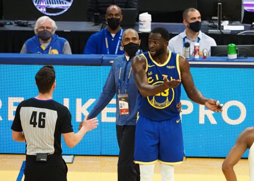 Refs admit confusion led to Warriors' Draymond Green's second technical foul, ejection