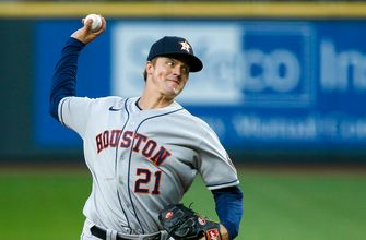 Zack Greinke's eight innings, six strikeouts carries Astros to 1-0 win over Mariners
