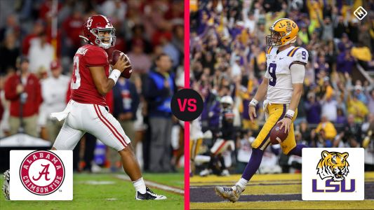 Alabama vs. LSU live score, updates, highlights from 'Game of the Century'