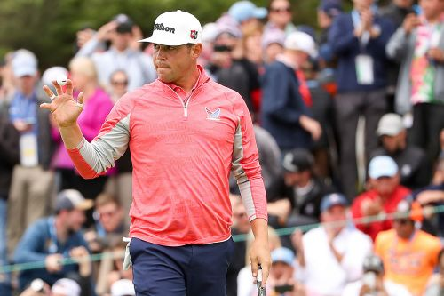 Gary Woodland holds off Brooks Koepka charge to win US Open