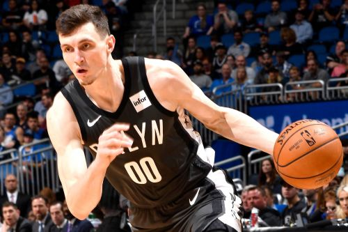 Rodions Kurucs benched despite winning record he brings to Nets