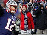 New England Patriots quarterback Tom Brady BOOED off by angry fans during loss to Kansas City