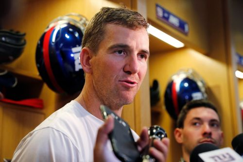 Networks would line up if Eli Manning has NFL TV interest