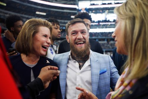 Column: How about some other sports for Conor McGregor?