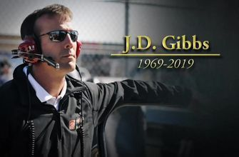 NASCAR drivers, Joe Gibbs remember the late J.D. Gibbs