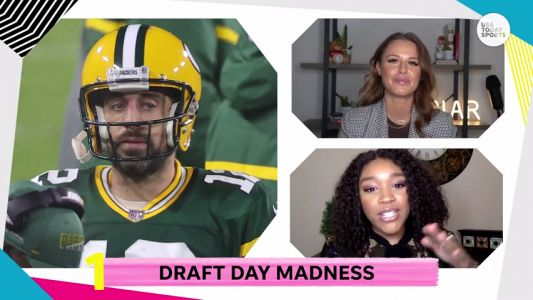 Here's probably why Aaron Rodgers is upset with Green Bay
