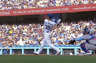 Bellinger uncorks 23rd home run of the year in win over Cubs