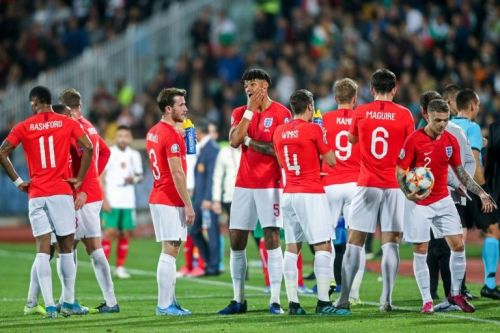 Five more held over racist abuse at England match in Bulgaria